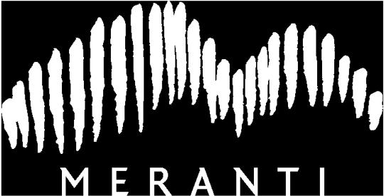 Brand Consultancy in Hospitality Industry. Logo design for Meranti.